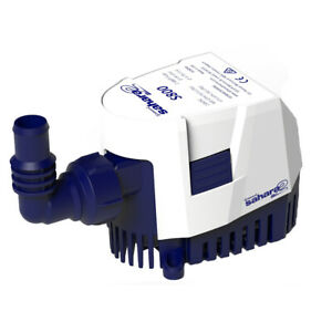 Attwood Sahara MK2 S800 Bilge Pump 800 GPH - 24V - Automatic  5509-7