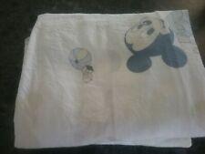 Mickey mouse cot sheet set