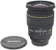 Sigma EX Aspherical 24-70 mm F/2.8 AF D Macro Objektiv für Nikon *1