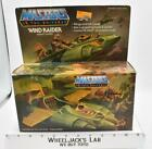 Wind Raider MOTU NEW MISB 1981 Masters of the Universe He-Man Action Figure