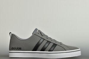 ADIDAS VS PACE Herrenschuhe Sportschuhe Turnschuhe Sneaker Grau B74318 NEU