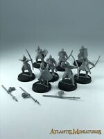 Warriors of Minas Tirith X8 - LOTR / Warhammer / Lord of the Rings CC798