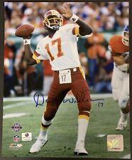 Doug Williams Washington Redskins Signed 8x10 Photo Autographed GA COA
