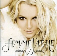 Britney Spears - Femme Fatale: Deluxe Jewelcase [New CD]