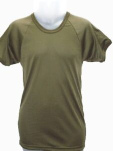 T Shirt -Olive Green - Crew - Army & Military