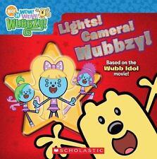 Wow! Wow! Wubbzy!: Lights! Camera! Wubbzy! by Lauren Cecil, Good Book
