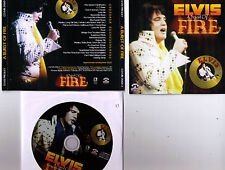 Elvis Presley CD A Burst Of Fire - Live in Las Vegas 1973 !!