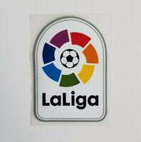 LFP LA LIGA Soccer Patch Badge FC BARCELONA REAL MADRID ATLETICO 2019 2020 Messi