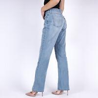Levi's 515 Bootcut hellblau Damen Jeans DE 36 / US W28 L32