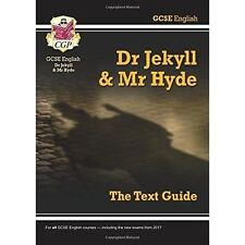 GCSE English Text Guide - Dr Jekyll and Mr Hyde by CGP Books (Paperback, 2015)