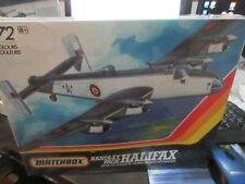 MATCHBOX 1/72nd SCALE  HANDLEY PAGE HALIFAX MODEL KIT # PK604 SEALED