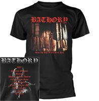 Bathory Under The Sign Shirt S-3XL Black Metal Official T-Shirt Tshirt New