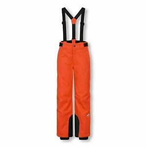 Icepeak Carter JR Ski Pants Waterproof Water Repellent Breathable Snowboard Warm