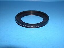 Tiffen step-up adapter ring from Series VII or 7 up to Series VIII or 8