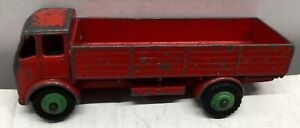 DINKY TOYS 420  LEYLAND FORWARD CONTROL TRUCK .SOUND MODEL WITH PAINT WEAR