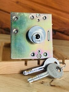 V410 High Security Disc Detainer Payphone Lock W/ 2 Keys Locksport