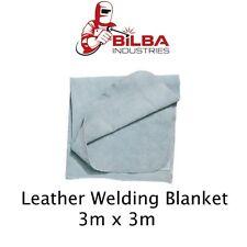 Leather Welding Blanket - 3m x 3m