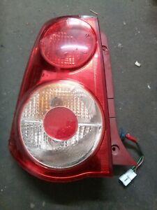 Kia Picanto Facelift Passenger Side Rr Complete Brake Light