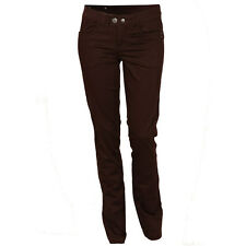 Vero Moda Womens Skinny Trouser Brown 8cfdf40dd7c8