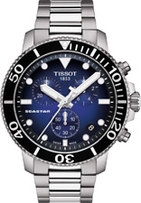 Tissot Herrenuhr | Seastar 1000 Chronograph | 30 bar wasserdicht | T120.417