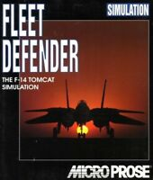 F-14 FLEET DEFENDER W/EXPANSION +1Clk Windows 10 8 7 Vista XP Install