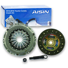 AISIN Clutch Kit for 2014-2016 Toyota Corolla 1.8L L4 - Friction Plate gv