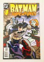 Batman Adventures #1 UNREAD UNCIRCULATED 2003
