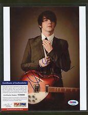 Drake Bell Musician Signed 8x10 Photograph PSA/DNA COA AUTO Autograph