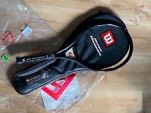 Tennis racket wilson excalibur 110 grip 3