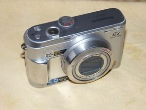 Panasonic Lumix DMC-LZ1 4.0 Mp - Digital Camera - Silver