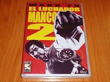 EL LUCHADOR MANCO 2 / Master of the Flying Guillotine - Precintada