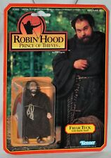 Robin Hood Prince of Thieves Friar Tuck with Battle Staff MOC 5860 Kenner 1991