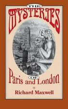 The Mysteries of Paris and London (Victorian Literature & Culture) by Maxwell,