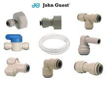 """1/4"""" John Guest Luft- und Flüssigkeitssysteme Wasserfilter Aufdruck Wasserhahn"""