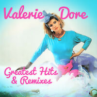 CD Valerie Dore Greatest Hits And Remixes  2CDs incl The Night