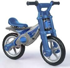 Feber Speed Balance Bike Blue Toddlers Toy Training Cycle Boys Kids 3+ Years New