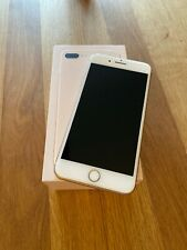 Apple iPhone 8 Plus - 64GB - Rose Gold (Unlocked) Cracked At Back A1897 (GSM)