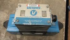 Vickers Piolet Value Model # 02-119575 DG4SLW-012N-B-60 E4~ 19348MO