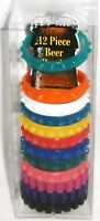 Beer Markers 12 Ct.  Assorted Colors