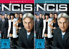 6 DVDs * NCIS - SEASON / STAFFEL 9 ( 9.1 + 9.2 ) IM SET - NAVY # NEU OVP +