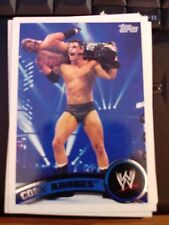 2011 Topps WWE #40 Cody Rhodes