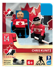 Chris Kunitz Team Canada 2014 Olympic Champions HOCKEY OYO Figure RARE