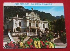 Leporello , Grosse Alpenfahrt  , 10 Bilder , 11 cm x 8 cm , Verlag Kienberger