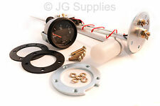 12V FUEL GAUGE & TANK SENDER UNIT KIT DIESEL OR PETROL FLOAT 160701