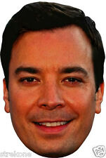 JIMMY FALLON - The Tonight Show TV Host Comedian - Full Head WindoCling Stick-On