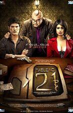 Table No. 21 (Hindi DVD) (2013) (English Subtitles) (Brand New Original DVD)