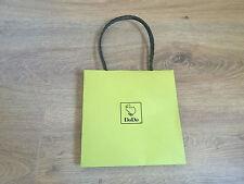 Used - DODO - bolsa de papel verde - Green Paper bag -