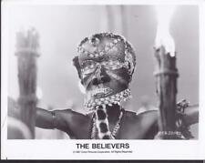 Malick Bowens The Believers 1987 horror vintage movie photo 32412