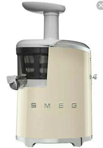 SMEG SJF01BLUK 50's Retro Style Aesthetic - CREAM