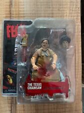Leatherface, Cinema of Fear Series 1, 2007 Mezco Action Figure *Sealed*